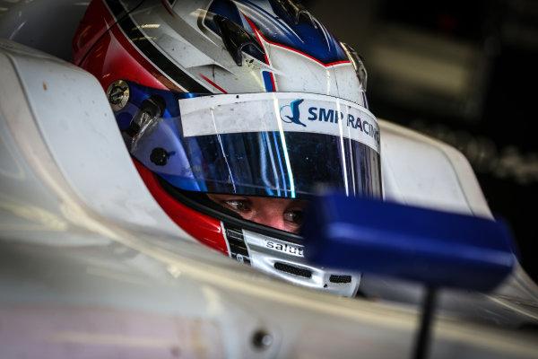 MONZA (ITA) Sept 30-Okt 2-2016 - International GT Open, Euro Formula Open and Formula V8 series 2016 at Autodromo di Monza. Egor Orudzhev #7 Arden Motorsport. Action. © 2016 Diederik van der Laan  / Dutch Photo Agency / LAT Photographic