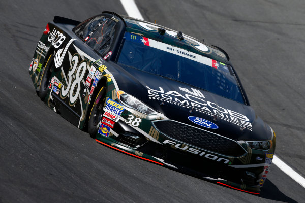 Monster Energy NASCAR Cup Series Coca-Cola 600 Charlotte Motor Speedway, Concord, NC USA Thursday 25 May 2017 David Ragan, Front Row Motorsports, Jacob Companies Ford Fusion World Copyright: Lesley Ann Miller LAT Images
