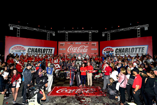 Monster Energy NASCAR Cup Series Coca-Cola 600 Charlotte Motor Speedway, Concord, NC USA Monday 29 May 2017 Austin Dillon, Richard Childress Racing, Dow Salutes Veterans Chevrolet SS World Copyright: Rusty Jarrett LAT Images ref: Digital Image 17CLT2rj_10483