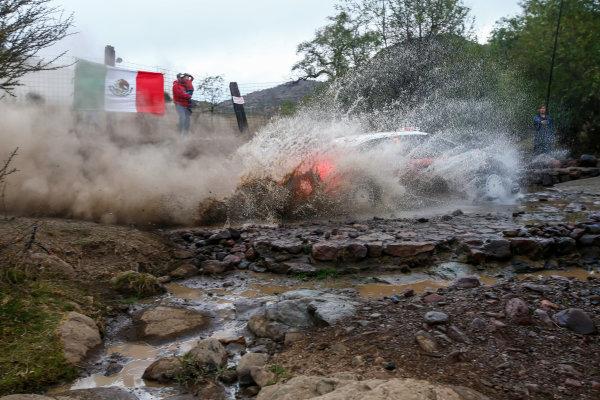 2017 FIA World Rally Championship, Round 03 , Rally Mexico, February 08-12, 2017, Kris Meeke, Citroen, Action, Worldwide Copyright: McKlein/LAT