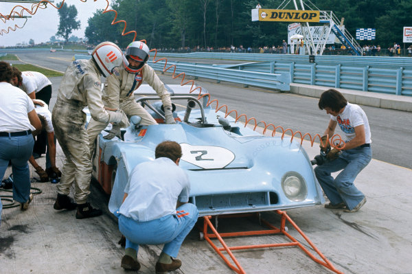 Watkins Glen, USA. 21st July 1973. Rd 10.
