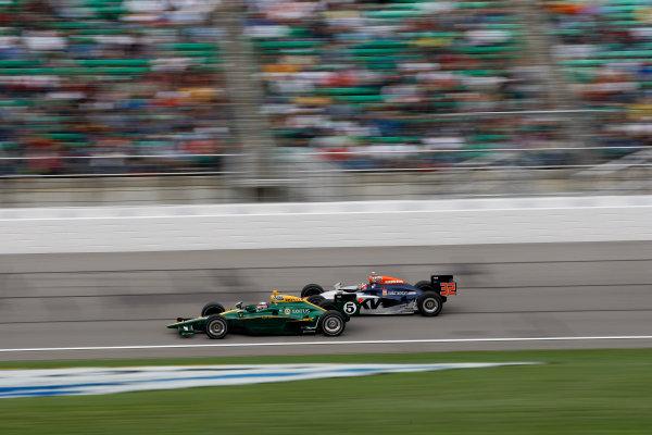 30 April - 1 May, 2010, Kansas City, Kansas, USATakuma Sato and Mario Moraes.©2010 Phillip Abbott, USALAT Photographic
