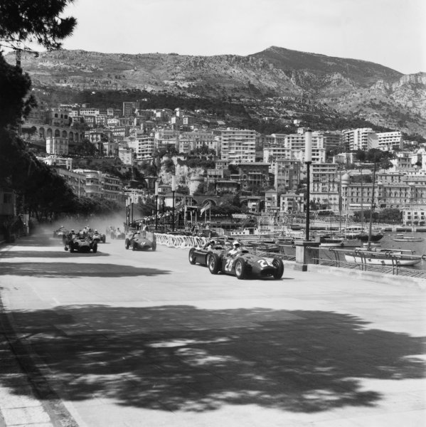 Monte Carlo, Monaco. 10th - 13th May 1956. 
