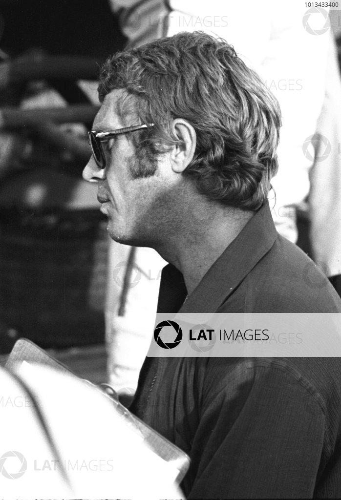 13-14 June 1970Steve McQueen.Ref-3146/14.World Copyright - LAT Photographic