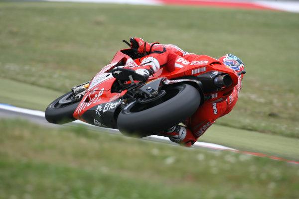 Assen, Netherlands.26th - 28th June 2009.Casey Stoner Ducati Marlboro Team.World Copyright: Martin Heath/LAT Photographicref: Digital Image BPI_Moto 8t08