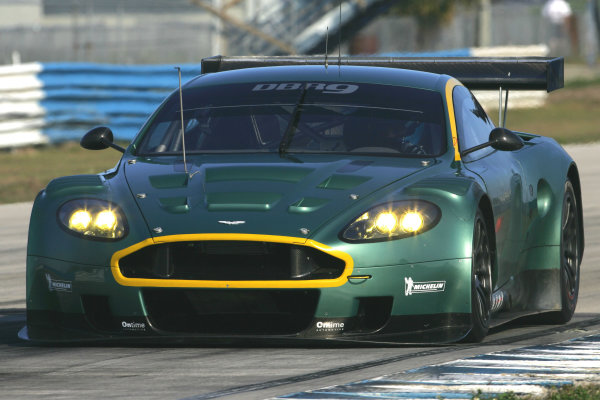 January 31-Feb. 3, 2005, SEBRING INTERNATIONAL RACEWAY 