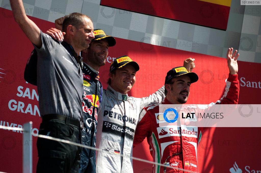 2013 British Grand Prix - Sunday