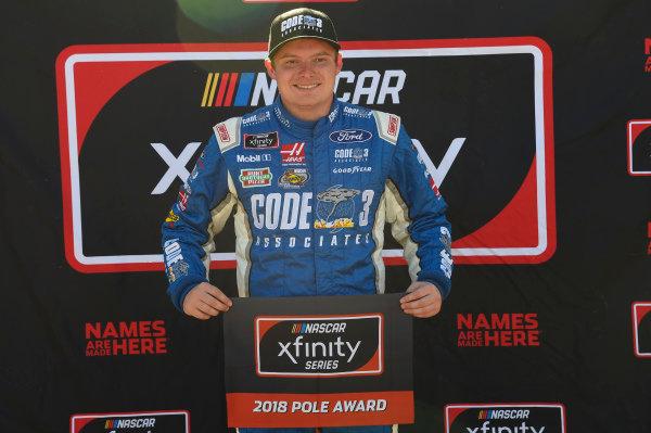 #00: Cole Custer, Stewart-Haas Racing, Ford Mustang Code 3 Associates