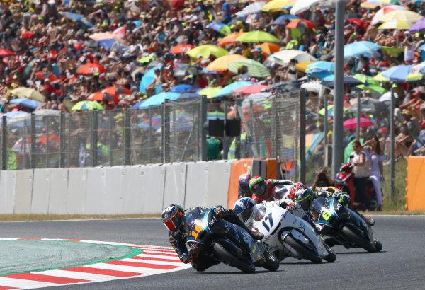 2017 Moto3 Championship - Round 7 Circuit de Catalunya, Barcelona, SpainSunday 11 June 2017 Andrea Migno, Sky Racing Team VR46 World Copyright: Gold & Goose Photography/LAT Images ref: Digital Image 677388