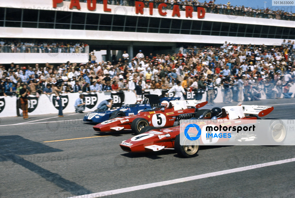 1971 French Grand Prix.