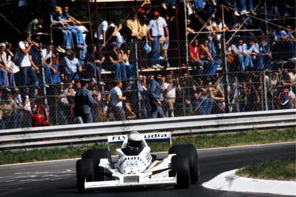 Alan Jones (AUS) Williams FW06 finished the race in thirteenth position.