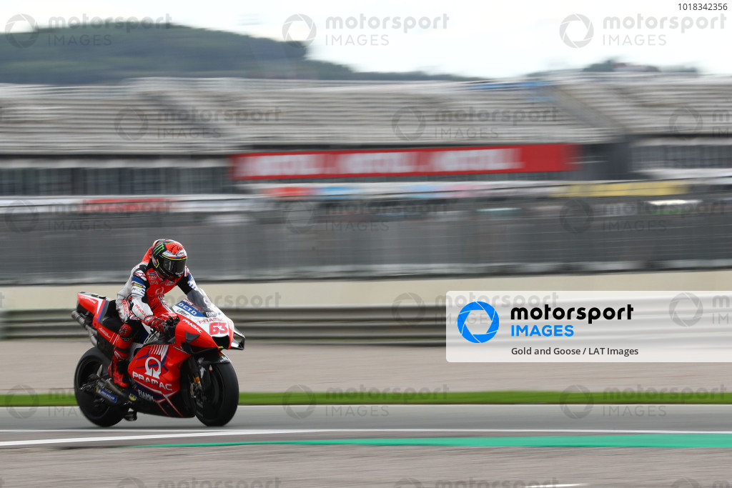 Francesco Bagnaia, Pramac Racing .