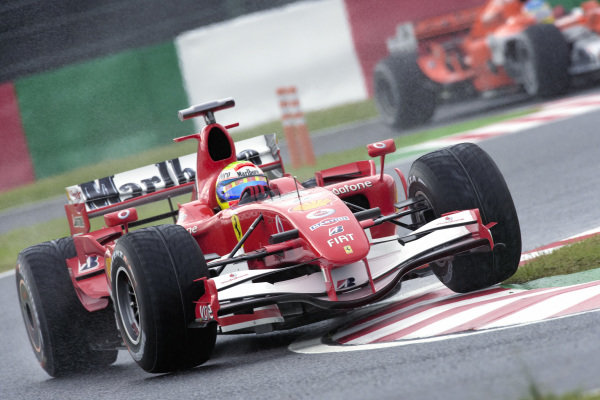 Felipe Massa, Ferrari 248 F1.