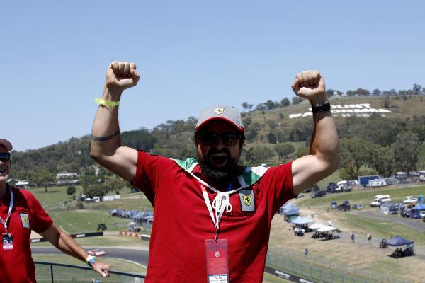 A Ferrari fan.