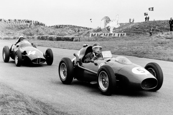 Zandvoort, Holland. 25 May 1958.