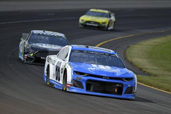 #88: Alex Bowman, Hendrick Motorsports, Chevrolet Camaro Nationwide