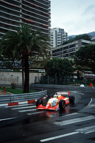 Luca Badoer, Lola T93/30 Ferrari.