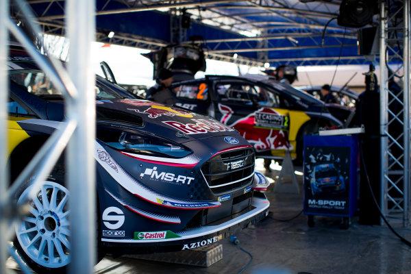 2018 FIA World Rally Championship,Round 01, Rallye Monte-Carlo 2018,January 25-28, 2018.Ford Fiesta, WRC, atmosphere,Worldwide Copyright: McKlein/LAT