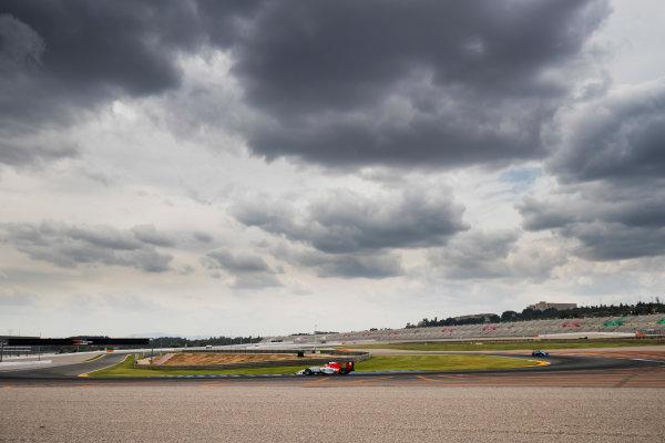 2016 GP3 Series Test 3. Circuit Ricardo Tormo, Valencia, Spain. Wednesday 26 April 2017. Julien Falchero (FRA, Campos Racing)  Photo: Zak Mauger/GP3 Series Media Service. ref: Digital Image _56I6424