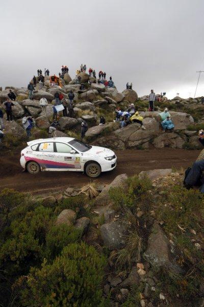 2008 FIA World Rally ChampionshipRound 04Rally Argentina 27-30 of MarchNasser Al-Attiyah, PWRC Subaru, ActionWorldwide Copyright: McKlein/LAT