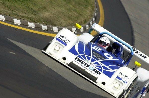 2001 Watkins Glen 2hr. Grand Am,Watkins Glen, NY, USAAugust 2001Chris Dyson, oldest son of Rob Dyson getting seat time.C: 2001,  Denis L. Tanney, World