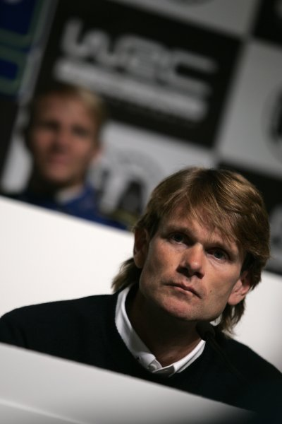 2007 FIA World Rally Champs. Round nineRally Finland.2nd-5th August 2007.Marcus Gronholm, Ford, portrait.World Copyright: McKlein/LAT