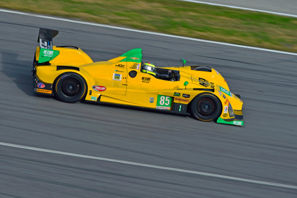 28-31 January, 2016, Daytona Beach, Florida USA 85, Chevrolet, ORECA FLM09, PC, Chris Miller, Mikhail Goikhberg, Stephen Simpson, Kenton Koch ?2016, F. Peirce Williams LAT Photo USA