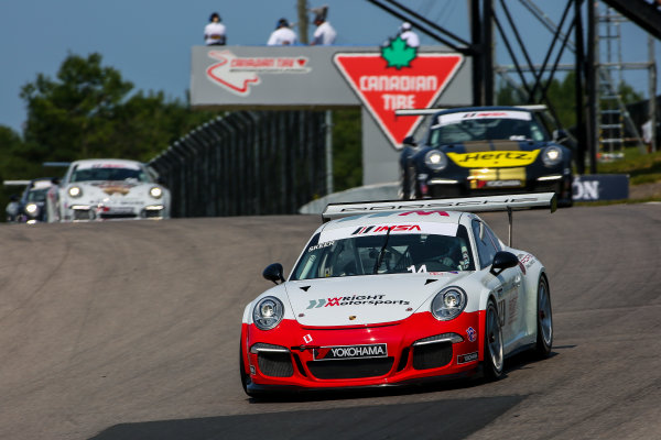10-12 July 2015, Bowmanville, Ontario Canada 14, Elliott Skeer, Platinum, M, 2015 Porsche ?2015, Jake Galstad LAT Photo USA
