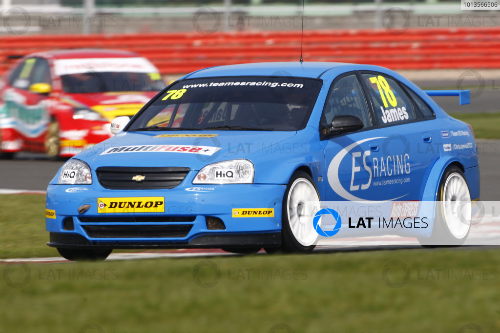 Silverstone, 24th March 2011