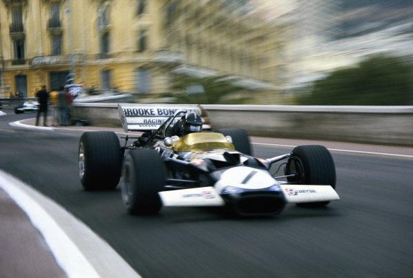 Graham Hill, Lotus 49C Ford.