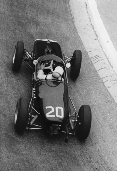 Monte Carlo, Monaco. 14 May 1961.