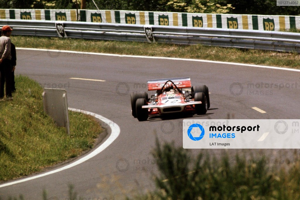 1970 French Grand Prix.