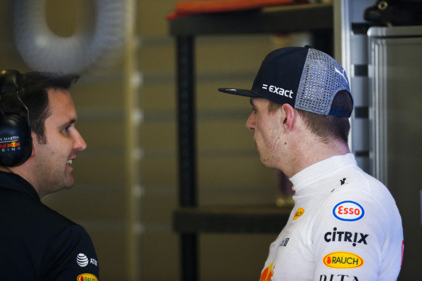 Max Verstappen, Red Bull Racing.