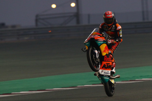 Kaito Toba, Red Bull KTM Ajo.