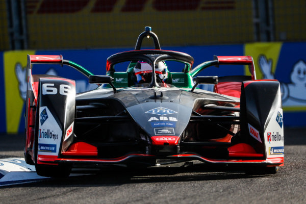 Kelvin van der Linde (RSA), Rookie Test Driver for Audi Sport ABT Schaeffler, Audi e-tron FE06