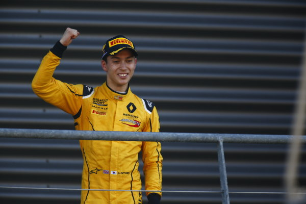 2016 GP3 Series Round 6.  Spa-Francorchamps, Spa, Belgium. Sunday 28 August 2016. Jack Aitken (GBR, Arden International)  Photo: Zak Mauger/GP3 Series Media Service. ref: Digital Image _L0U1738