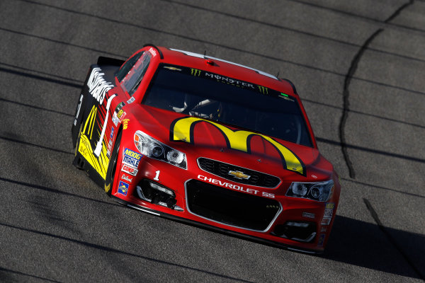 Monster Energy NASCAR Cup Series Ford EcoBoost 400 Homestead-Miami Speedway, Homestead, FL USA Friday 17 November 2017 Jamie McMurray, Chip Ganassi Racing, McDonald's Chevrolet SS World Copyright: Michael L. Levitt LAT Images