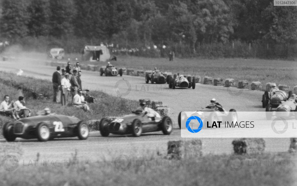 1950 Italian Grand Prix.
