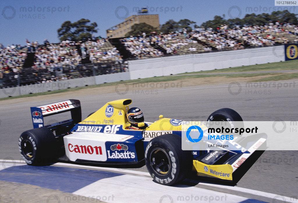 1990 Australian Grand Prix.