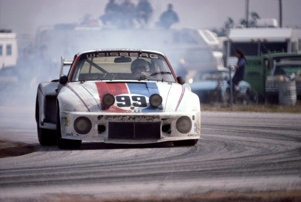 1978 Daytona 24 HoursDaytona, FL, USA. 3rd - 4th February.Rolf Stommelen/Peter Gregg/Toine Hezemans (Porsche 935), 1st position.World Copyright: Murenbeeld/LAT Photographicref: 35mm Transparency Image