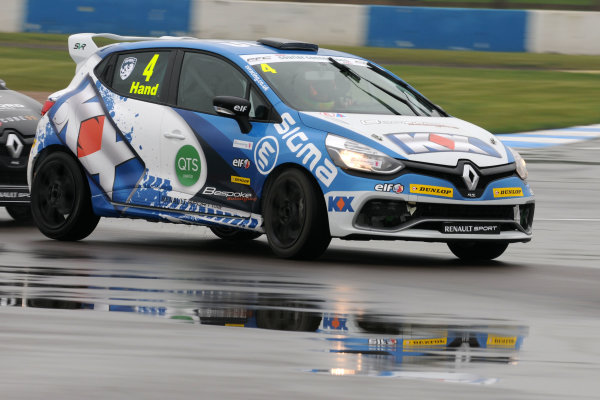 2014 Renault Clio Cup,