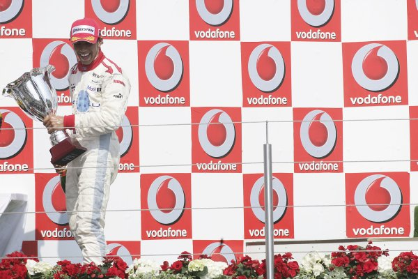 2006 GP2 Series. Round 3.