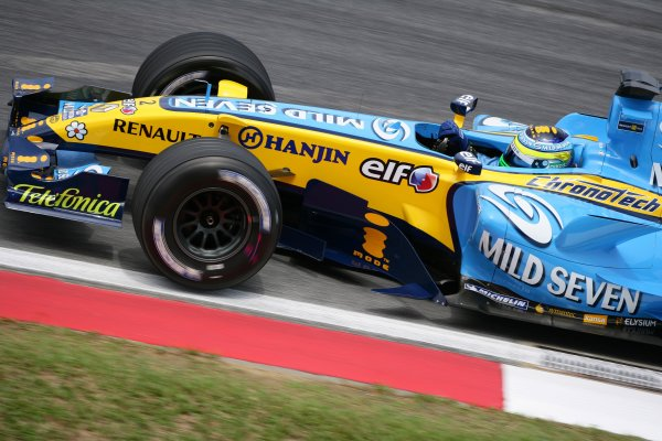 2006 Malaysian Grand Prix - Friday Practice, 