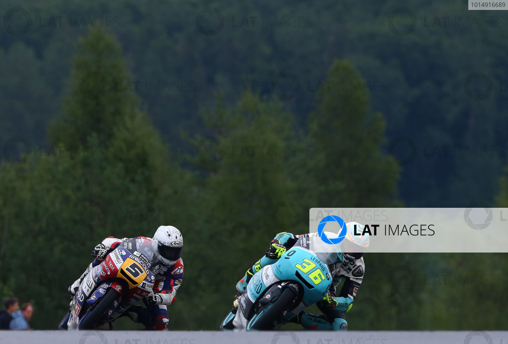 2017 Moto3 Championship  - Round 10 Brno, Czech Republic Sunday 6 August 2017 Joan Mir, Leopard Racing World Copyright: Gold and Goose / LAT Images ref: Digital Image 50308