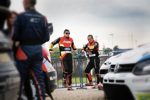 Martin Prokop (CZE) / Jan Tomanek (CZE), Ford Fiesta RS WRC. FIA World Rally Championship, Rd7, Lotos 71st Rally Poland, Mikolajki, Poland, Day Three, Sunday 29 June 2014.