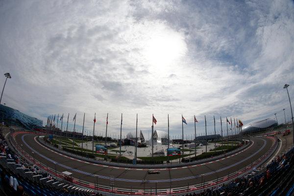 2015 GP3 Series Round 7. Sochi Autodrom, Sochi, Russia. Sunday 11 October 2015. Zaid Ashkanani (KUW, Campos Racing)  World Copyright: Zak Mauger/LAT Photographic ref: Digital Image _L0U9279