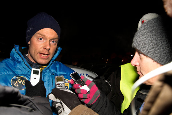 Round 02 - Rally Sweden 09-12 February 2012. Patrik Sandell, Mini WRC Portrait.  Worldwide Copyright: McKlein/LAT