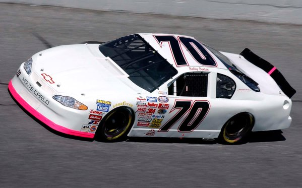 2003 NASCAR Daytona 500 Speedweeks,BGN12,February 2003 Daytona Busch Grand National qualifying 12 Feb 2003-Robby Benton-World Copyright-RobtLeSieur2003LAT Photographic