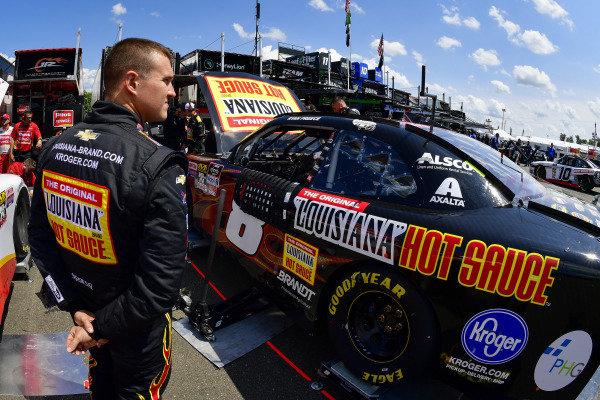 #8: Ryan Preece, JR Motorsports, Chevrolet Camaro Louisiana Hot Sauce
