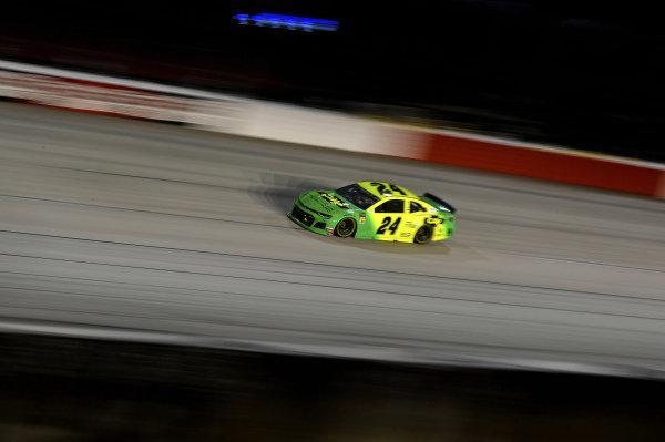 #24: William Byron, Hendrick Motorsports, Chevrolet Camaro Hendrick Autoguard/City Chevrolet Throwback